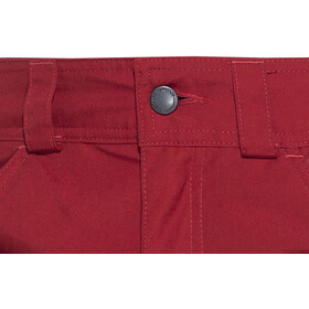 Lundhags Authentic Pantalon Normal Femme, red